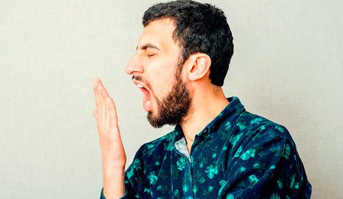 запах изо рта у мужчины