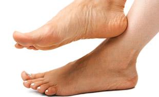 потеют ступни ног