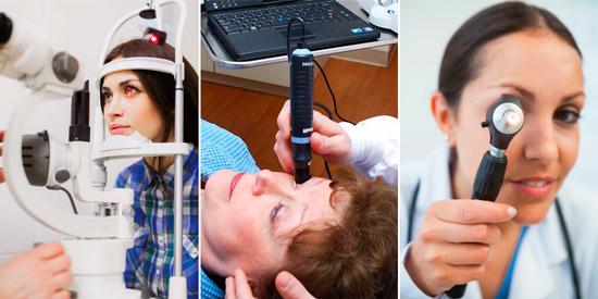 методы офтальмологического обследования