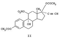 химическая формула гестагена