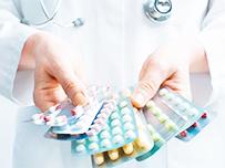 Таблетки от аллергии.