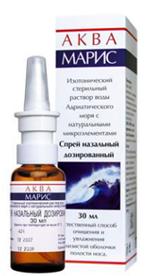 Гипертонический аквамарис