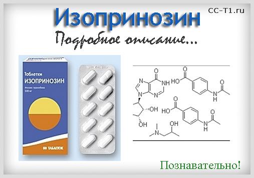 Лекарство Изопринозин Цена Инструкция - фото 9
