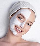 косметическая маска на лицо