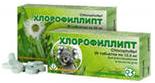 Хлорофиллипт в таблетках – грозное оружие против хронического фарингита