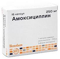 антибиотик Амоксициллин